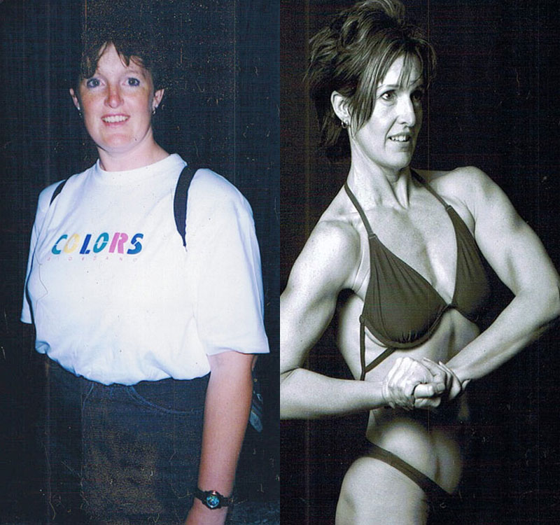 Alana Gillmell, Online Personal Training client