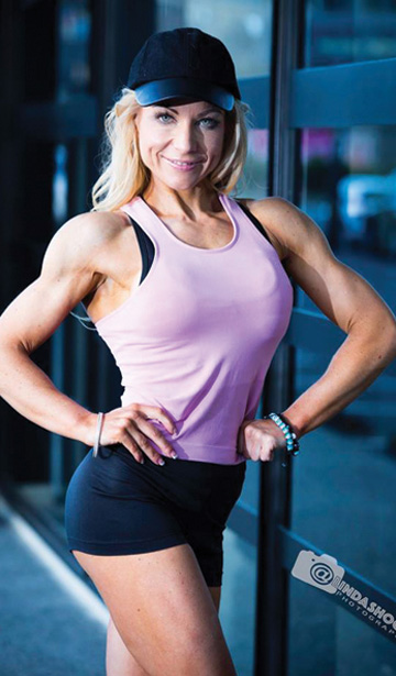 Kristy Thomson, Online Personal Trainer